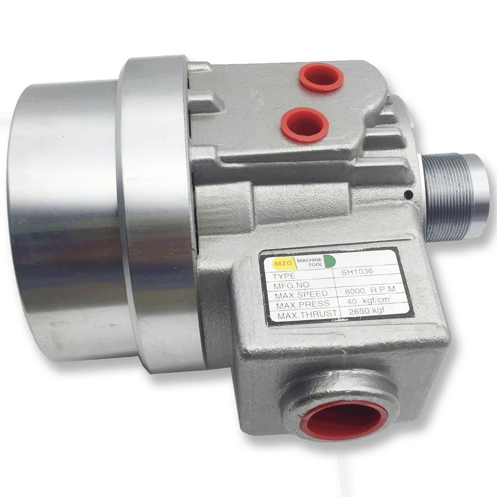 MZG SH1036-أسطوانة دوارة مجوفة عالية السرعة لأداة القطع ، وأداة القطع ، وحامل المخرطة CNC