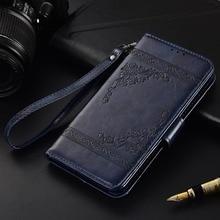 Кожаный чехол-книжка для Jinga/IGO L1, чехлы с цветочным принтом, 100% специальный чехол-бумажник с подставкой и ремешком