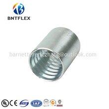 Ferrole en acier au carbone pour tuyau 4SH/R12   Ferrole hydraulique