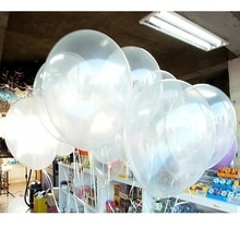 Ballons en Latex transparent Gaint de 36