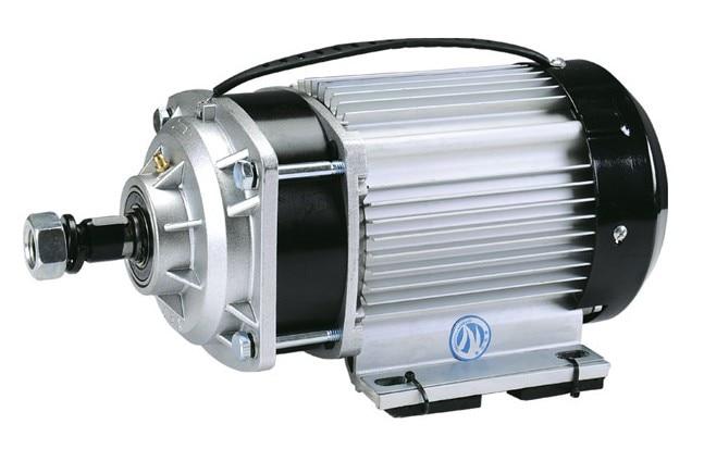 Motor sin escobillas 1000w Dc 48 V/60 v, motor de bicicleta eléctrica, BM1412ZXF-01