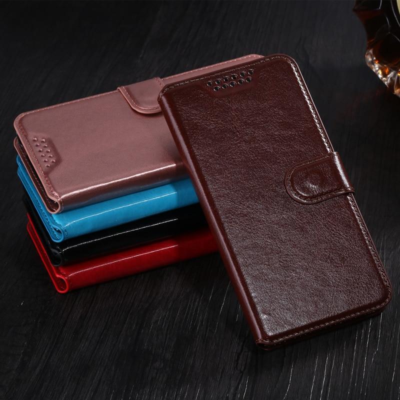 "5.0"" ZTE Blade X3 Case Cover Soft Silicone PU leather ZTE X3 Case Phone Back Protective ZTE X3 A452 A 452 / T620 T 620 Case flip"