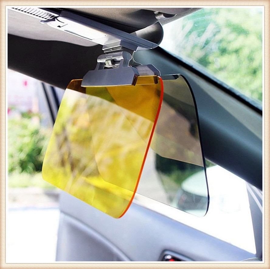 car Anti-dazzle Visor sunlight pad Goggles for Lexus IS350 GS430 RX400h RX330 IS250 ES330 LF-A IS-F LF-Xh UX RC ES
