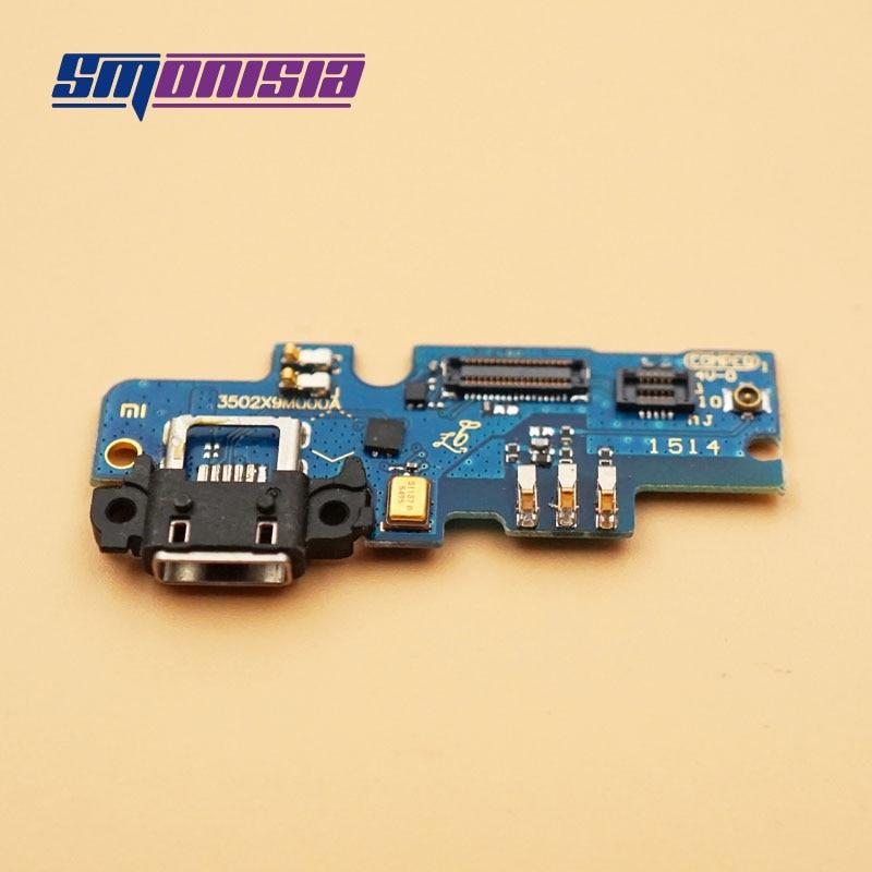 Smonisia-منفذ شحن USB ، 50 قطعة ، لموصل قاعدة شاحن XiaoMi 4I