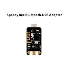 2018 runcam speedybee bluetooth usb adaptador suporte stm32/cp210x usb plug compatível com f4 controlador de vôo para fpv zangão