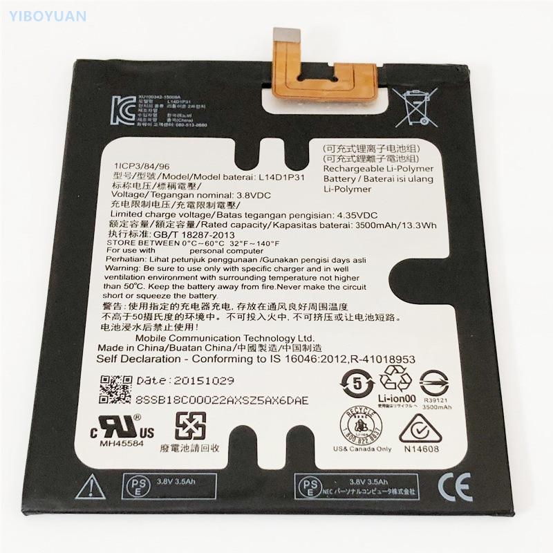 3,8 V 3500mAh para Lenovo Phab Plus PB1-770 PB1-770N PB1-770M PB1-770P аккумулятор batería Batteria pila batería