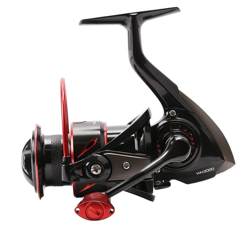 TSURINOYA WHIRLWING 800-5000 Size Spinning Fishing Reel 4-11Kg Drag 5.2:1 9BB Fishing Wheel Moulinet Peche Carretilha enlarge