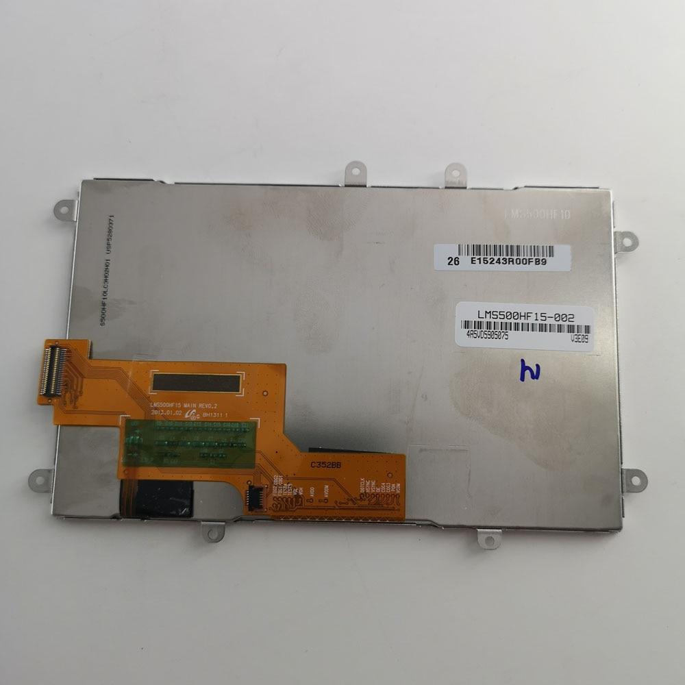 5 0 дюймовый GPS ЖК экран для TOMTOM Go 500 навигация LMS500HF15 LMS500HF16 002 дисплей ЖК-экраны и