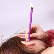 10PCS Ear Candles Healthy Care Ear Cleaner Coning Therapy Fragrance Candling Ear Candles Treatment C