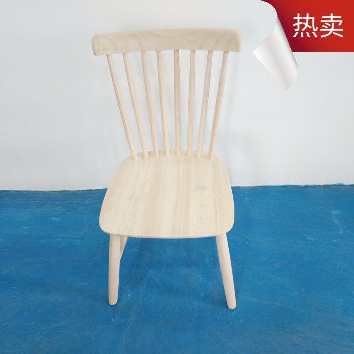 Скандинавский современный минималистичный tofo без краски резиновый деревянный