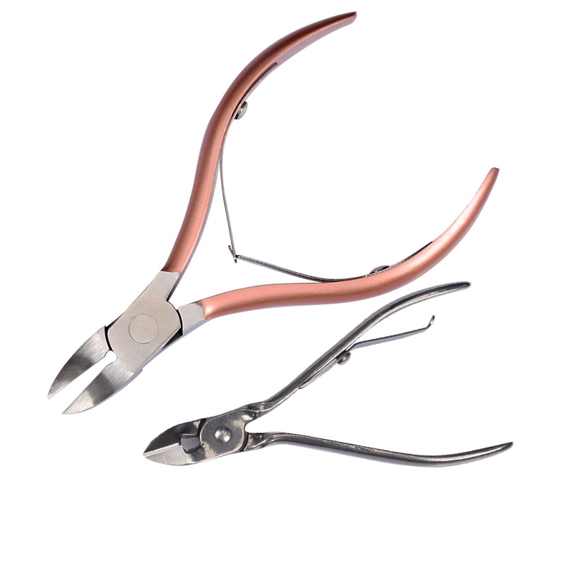 Nail Cuticle Cutter Grooming Tool Stainless Steel Finger & Toe Nail Dead Skin Cuticle Scissor Nail Clipper Nipper Manicure Tool недорого