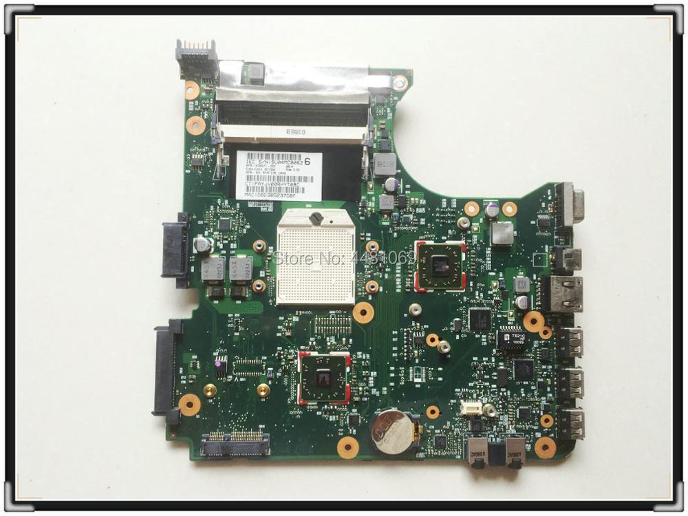 لكومباك 515 حاسوب محمول 578977-001 متوافقة مع HP كومباك 515 615 CQ515 CQ615 حاسوب محمول لوحة أم 100% مجرب بالكامل موافق