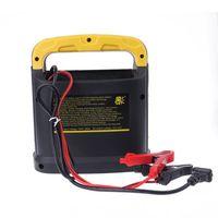 Portable 12v-24V Intelligent High Power Battery Charger Car Jump Starter