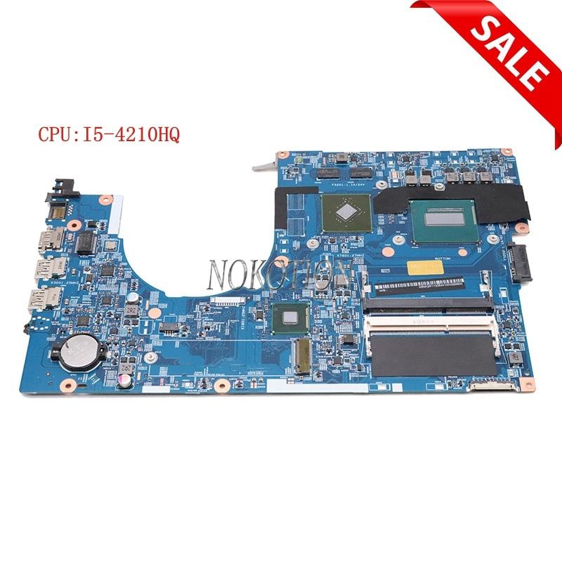 NBMQR11006 NB. MQR11.006 14204-1M SR1Q0 I5-4210HQ VN7-791g VN7-791 448.02G06.001M para acer aspire laptop motherboard 840M