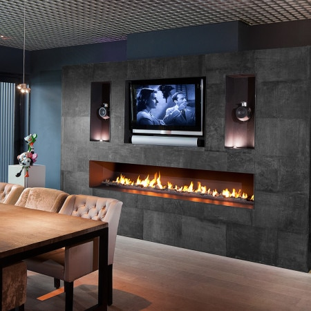 on sale Burner biochine with smart control 36 inch fireplace decorative for home