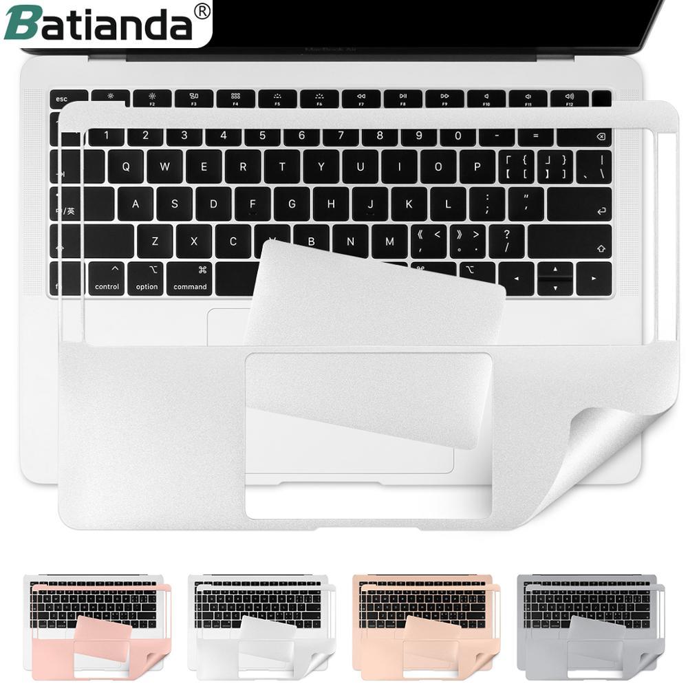 Универсальный чехол-накладка для защиты рук и рук Защитная Наклейка для нового MacBook Pro 2020Touch Bar Air Pro Retina 12 13 15 A2179