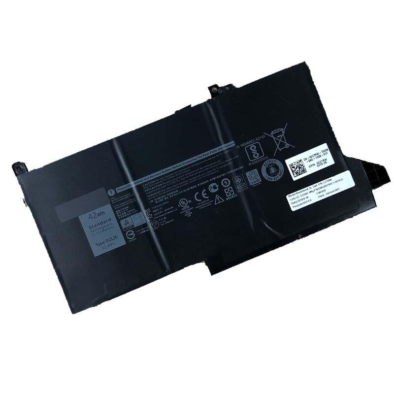 البطارية الأصلية مناسبة لأجهزة Dell Latitude 7280 7290 7380 7390 7480 7490 DJ1J0 بطارية 3-Cell 42WH
