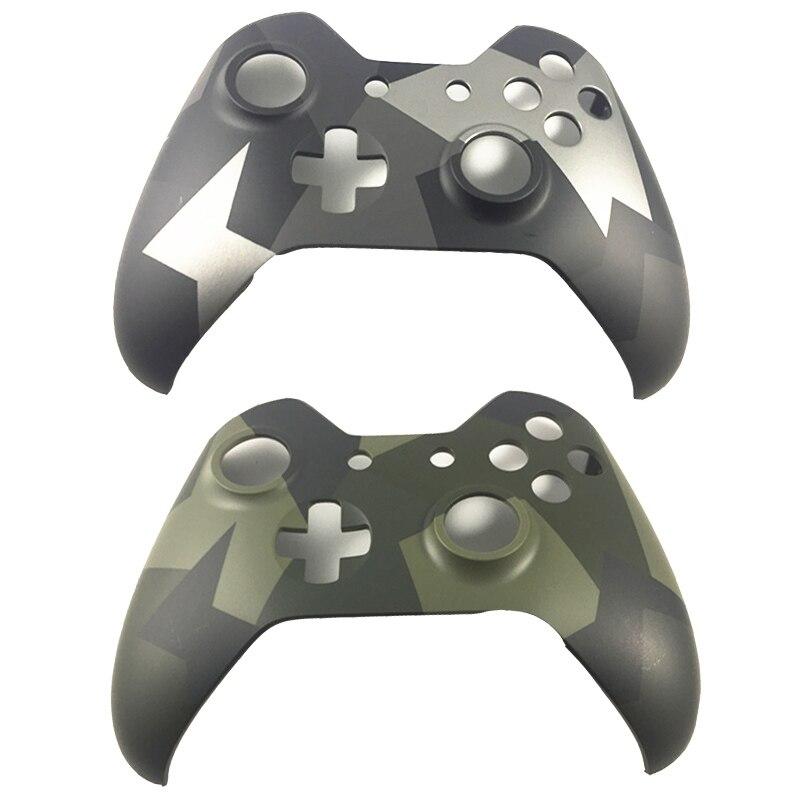 Для Xbox One, беспроводной контроллер, камуфляжная передняя панель, ограниченная серия, корпус, верх, чехол, замена