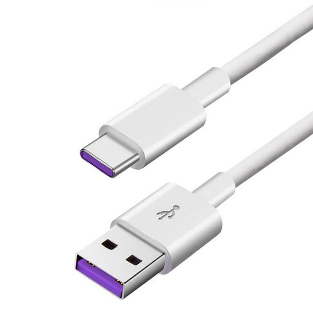 USB tipo C para Meizu 16 S Pro 7 6 S 6 Plus Pro5 MX 5 Cable 5A (max) sincronización de datos mucho tiempo de carga de cargador de Teléfono Cable 1 M 2 M