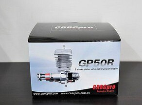 Motor de Gas CRRCpro GP50R 50cc/motor de gasolina para Avión RC con carburador Walbro