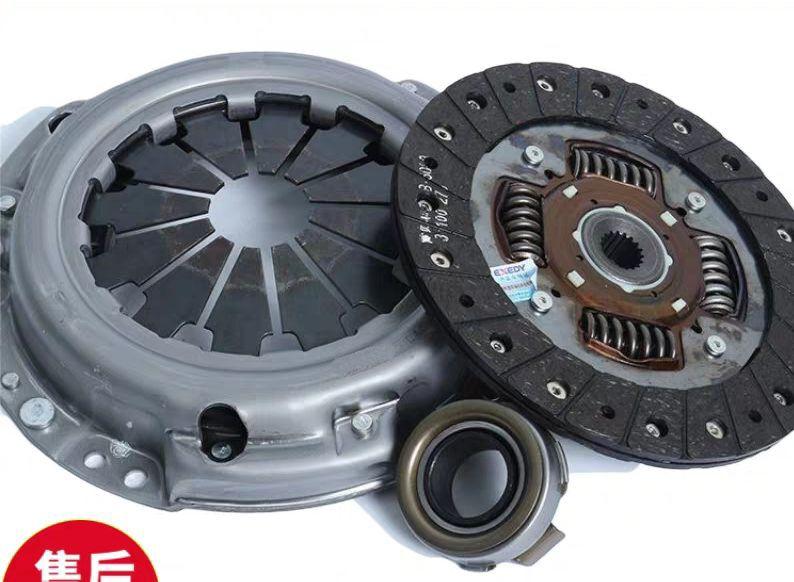 ZBH-473-KIT Clutch 3-set (clutch cover,clutch disc.bearing) For Chery QQ6 A1 X1 YOUYA 473 engine 1.3L