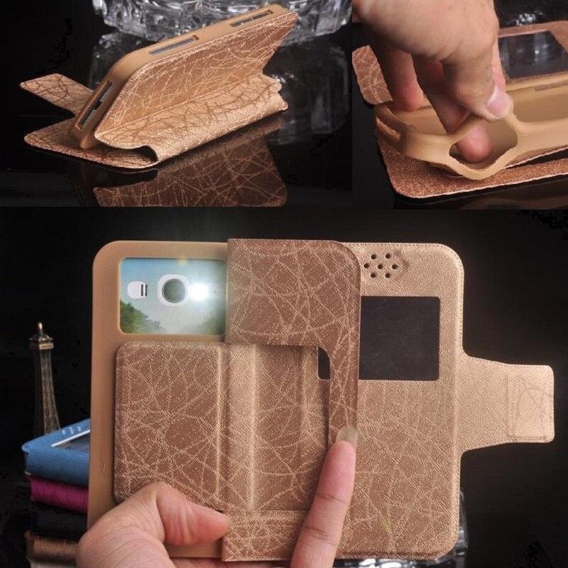 BQ BQS caso 5032 fundas de teléfono de silicona de cuero Pu de lujo de nueva moda 2019 para BQ Mobile BQS-5032 elemento envío gratis