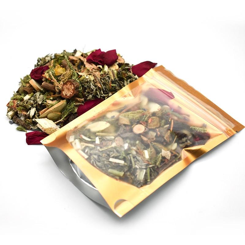 60g = 2 bolsas de vapor de desintoxicación Yonisteam 100% de hierbas chinas para mujeres yoni SPA vaginal vapor higiene femenina para mujeres