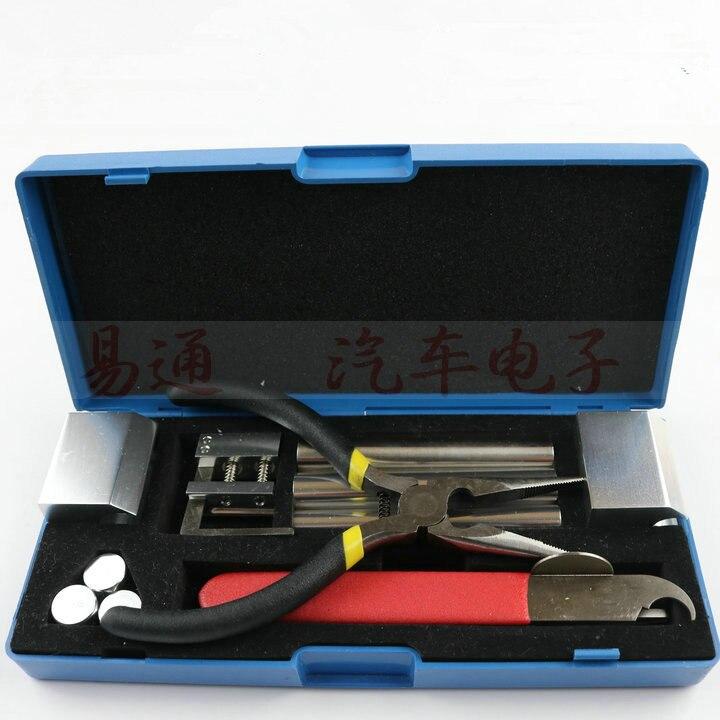 Kit de ferramentas para desmontagem, conjunto profissional de 12 em 1 para serralheiro, ferramentas para remoção e reparo