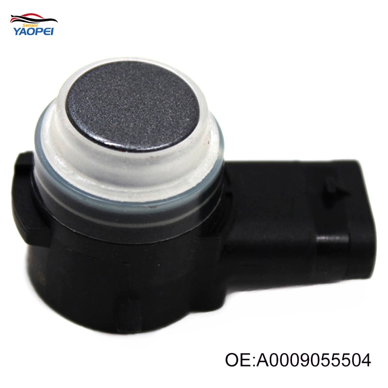 YAOPEI 100% nuevo PDC Sensor de aparcamiento parachoques asistencia inversa A0009055504 para mercedes-benz