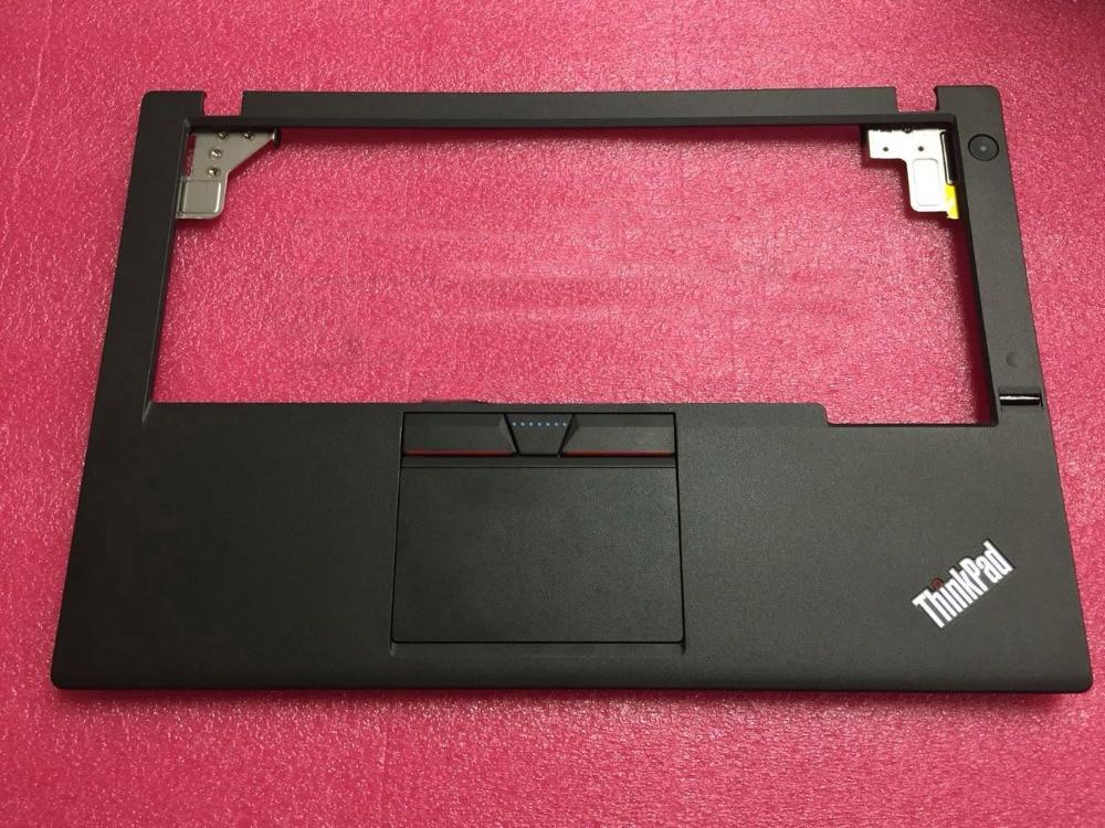 Original New For Lenovo Thinkpad X260 Palmrest KB Bezel Upper Case W/Touchpad & FPR 01AW440 AM12D000200