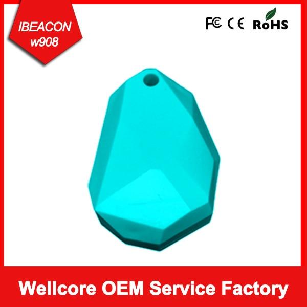 2017 gran oferta de módulo ibeacon Bluetooth 4,0, módulo BLE beacon baliza tipo balizas NRF51822