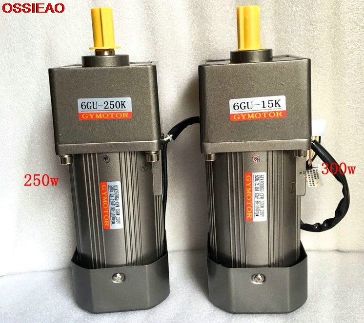 220v 380v Micro 300w250w200w180w Geschwindigkeit Getriebe Motor Getriebe Motor