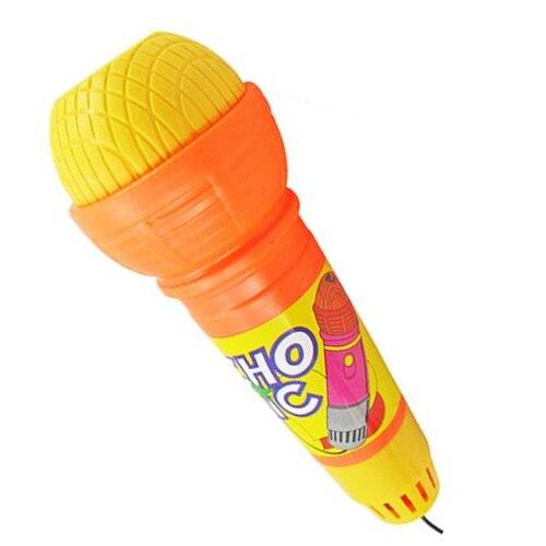 5 pack écho Microphone micro changeur de voix jouet anniversaire cadeau fête chanson enfants cadeau de noël