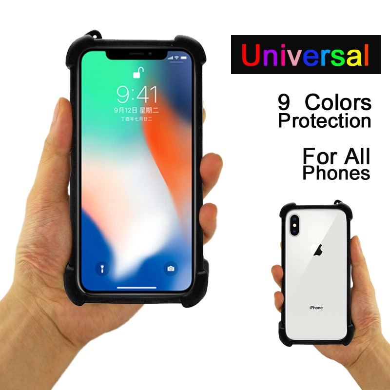 IUNI i1 caso cubierta 1 Universal mínimo caso IUNI N1 N 1 de silicona suave