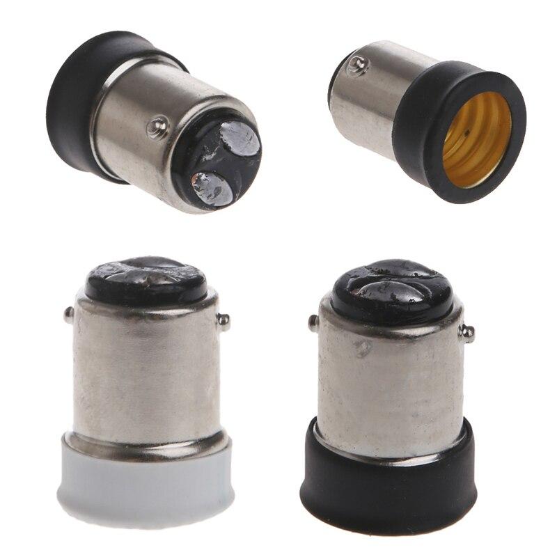 B15 mâle à E14 femelle lampe ampoule douille lumière Extender adaptateur convertisseur support nouveau