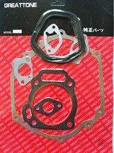 High quality Cylinder Carburetor gasket full set for Honda 5KW GX390 188 188F Gasoline generator spare parts