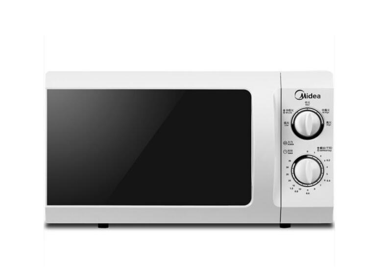 Horno microondas Midea M1-L213B 21L para el hogar, horno microondas horneado en casa, panel táctil en inglés 220-230-240V