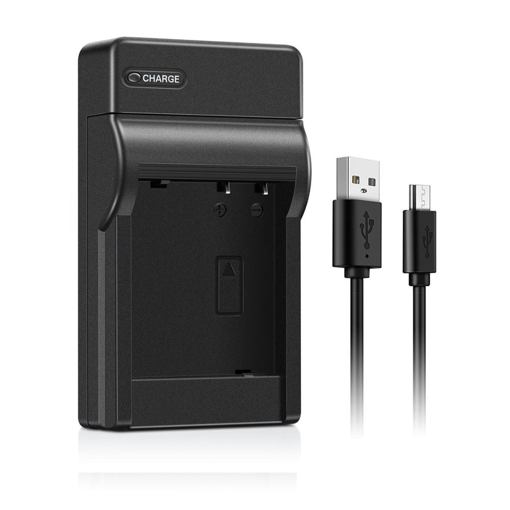 USB Charger for Canon EOS Camera LP-E5 LP-E6 LP-E6N LP-E8 LP-E10 LP-E12 LP-E17 Battery charger