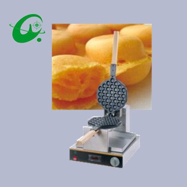 Herramienta de Hong Kong máquina de semillas de huevos de gas máquina de gofres de acero inoxidable máquina gofres huevo semillas tostador huevo torta máquina