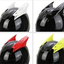 Universal Motorcycle Helmet Horns Moto Motorbike Helmet Horn Accessories for AGV ICOM ARAI KTM TANKED SHARK