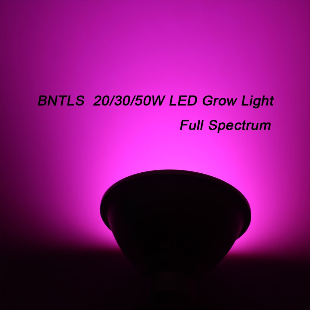 1 قطعة E27 30W 50W 80W الصمام تنمو ضوء الطيف الكامل AC220V المصابيح المائية مصنع أدى Indor تنمو أضواء Led لمبة أدى النمو مصباح