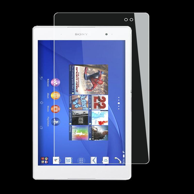 9H закаленное стекло премиум класса, Защита экрана для Sony Xperia Z3 планшет Compact 8,0, взрывозащищенное Закаленное стекло, защитная пленка