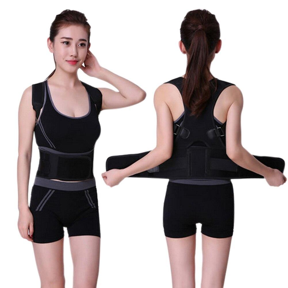 Correias ajustáveis confortáveis cinto de jubarte e melhorar e corrigir má postura health99