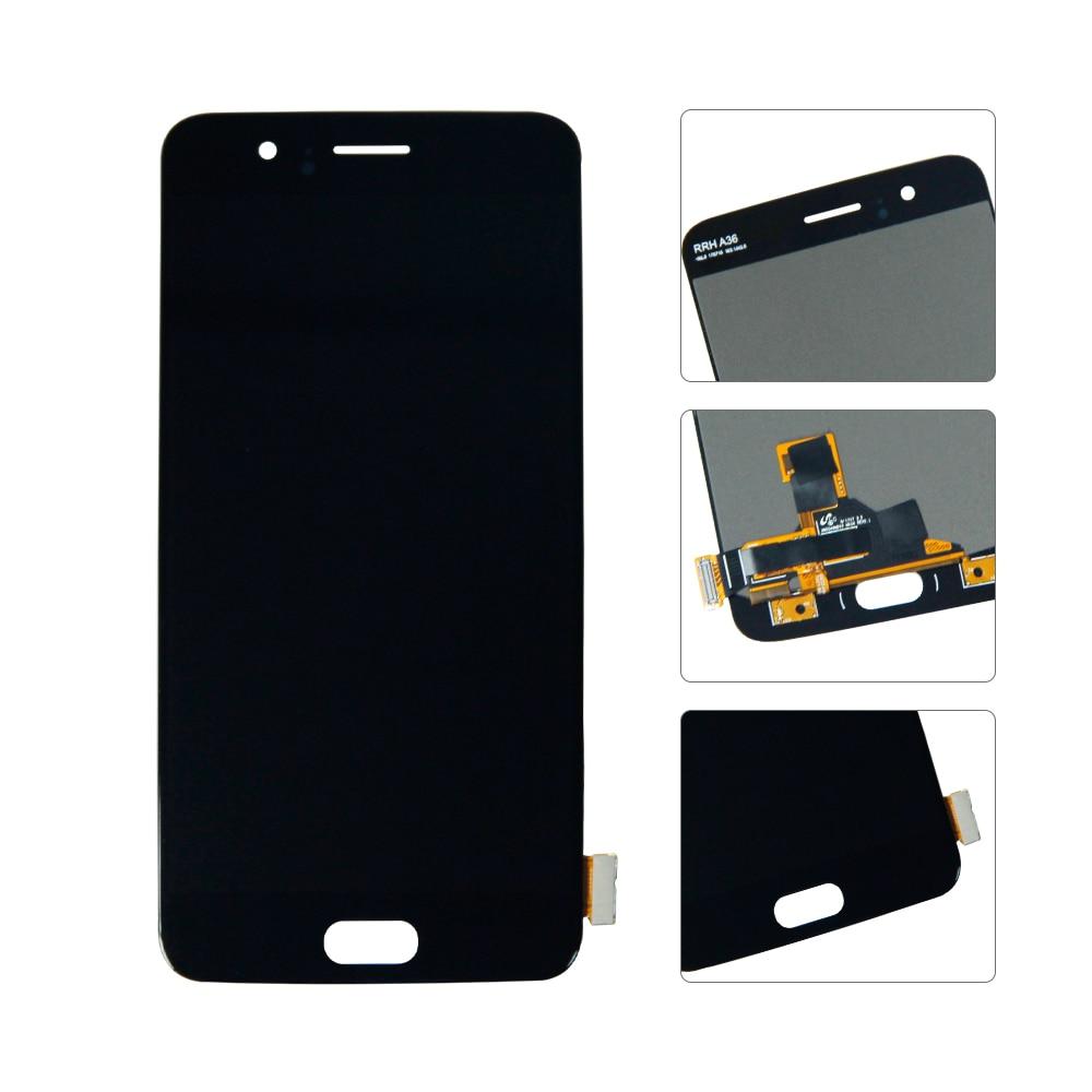 Pantalla LCD de 5,5 pulgadas para Oneplus 5 Five A5000 LCD MONTAJE DE digitalizador con pantalla táctil + herramientas