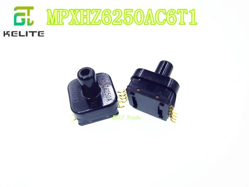 HAILANGNIAO 2 قطعة/الوحدة MPXHZ6250AC6T1 الاستشعار ضغط ABS محوري 8-SSOP 6250 MPXHZ6250 MPXHZ6250A
