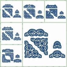 15pcs/Set OPulent Decor Metal Cutting Dies Stencils For DIY Scrapbooking/ Photo Album Paper Cards Embossing Making Crafts