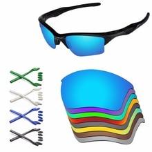 PapaViva-lunettes de rechange et Kit caoutchouc   Pour demi-veste authentique, cadre de lunettes de soleil 2.0 XL, Options multiples