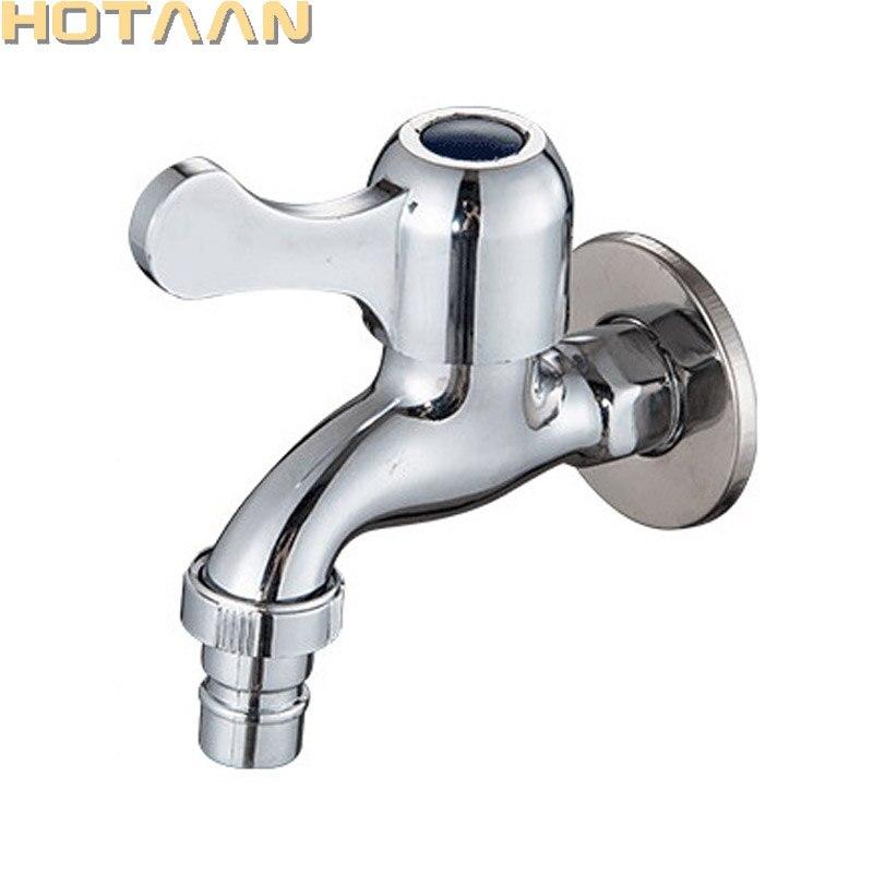 Cold Tap Washing Machine Bathroom Faucet  Bibcock faucet tap crane Brass washing machine,Single Brass Handle Washer Tap Bibcocks