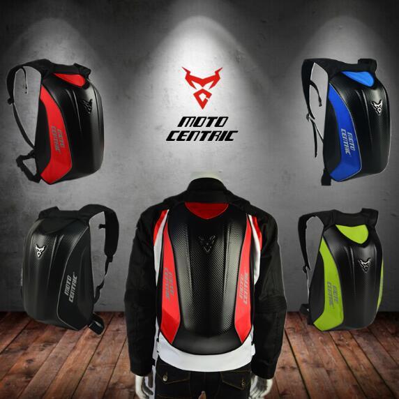 ¡OFERTA 2018! Centric mochila para Moto, mochila para motocicleta, bolso de mano con casco reflexivo y resistente al agua