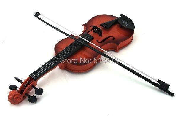 Neue Pädagogisches Spielzeug Touch Ring Acht Kinder Violine Musical Instruments Kind Lernen & Ausübung Typ Kunststoff Drawable